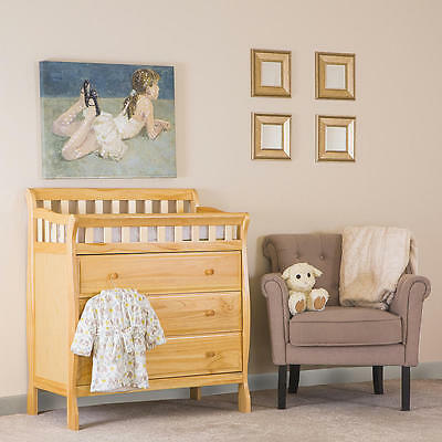 Dream On Me Marcus Changing Table and Dresser - Natural