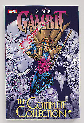 X-Men Gambit The Complete Collection Vol. 1 Marvel Graphic Novel Comic Book