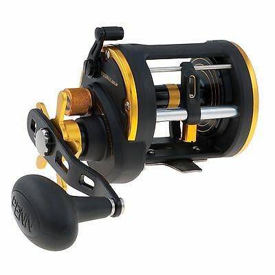 Penn Squall 20 Level Wind Boat Sea Fishing Multiplier Reel Right Hand