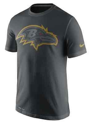 Baltimore Ravens Nike Dri-Fit Practice Travel T-Shirt