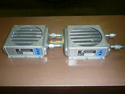 Lytron 5110-G1 Aluminum Heat Exchanger Tube and Fin - Lot of 2 - Oil Cooler