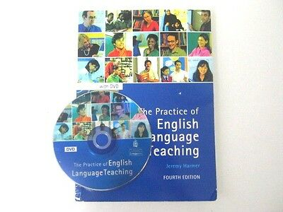 The Practice of English Language Teaching Fourth Edition Jeremy Longman with DVD