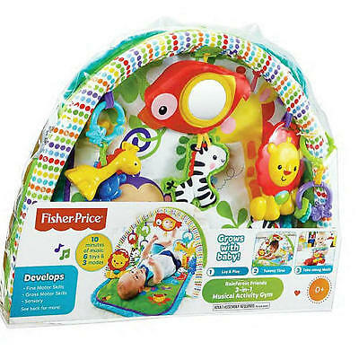 Busy Baby 3-in-1 Gym Rainforest