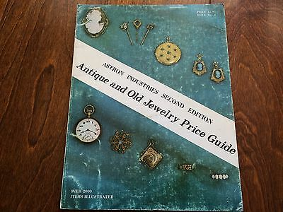 Astron Industries Presents: Antique and Old Jewelry Price Guide 2nd Edition 1973