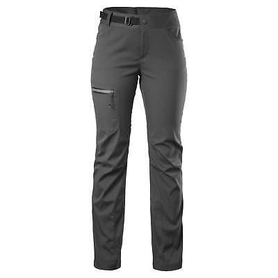 Kathmandu Flinders Womens Durable Regular Fit Zip Pocket Hiking Pants Grey