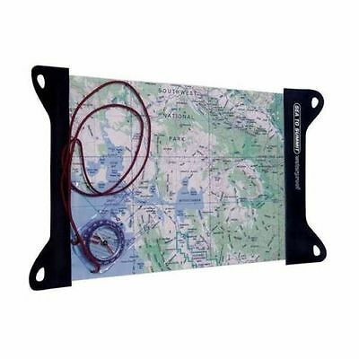 Sea to Summit Map Cases TPU Guide Large 332mm X 430mm.