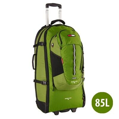 Blackwolf 2870 FOREST NEW 2016 Grand Tour 85L Wheeled Travel Backpack