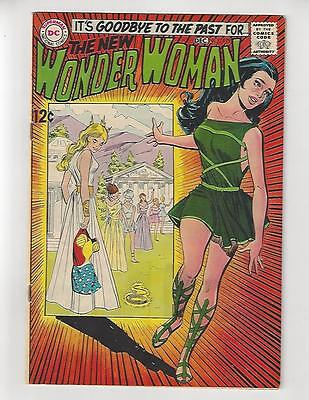 Wonder Woman #179/1st I-Ching/Classic Cover/VF