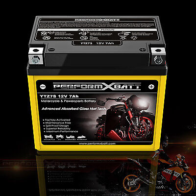 Honda Scooter AGM Battery PCX125 PCX150 SH125i SH150i Lead 100 SCV100 NH80 YTZ7S