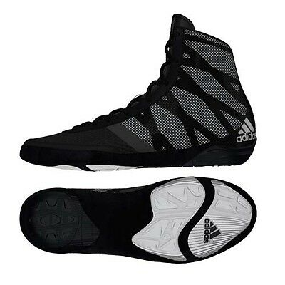 Adidas Pretereo III Wrestling Shoes Boots 3 Professional Lightweight Black