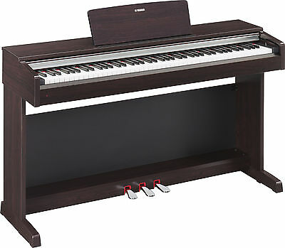 Yamaha ARIUS digital piano YDP142r Rosewood with bonus bench