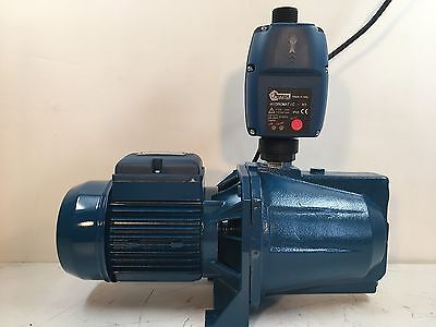"1"" Automatic Self priming water booster pump Cast iron 40 l/min Irrigation pump"