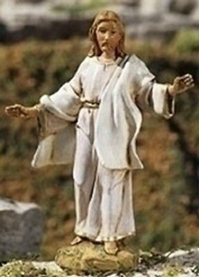 """The Risen Christ 53507 Fontanini Life of Christ 5"""" Collection"""