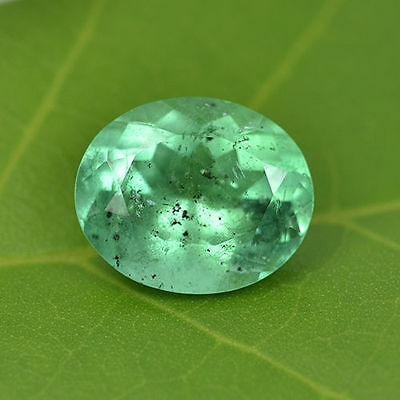 7.01 Ctw Market Best Collection Rare To Get 100 % Natural Colombian Emerald