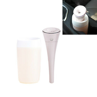 Ultrasonic Cool Mist Humidifier Air Purifier for Baby Room + Water Bottle Pink