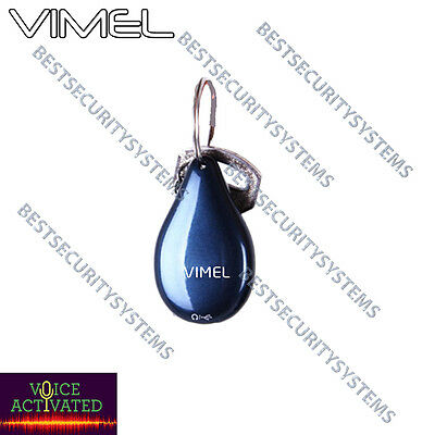Voice Recorder Listening Device Vimel Audio Voice Activated No Spy Hidden