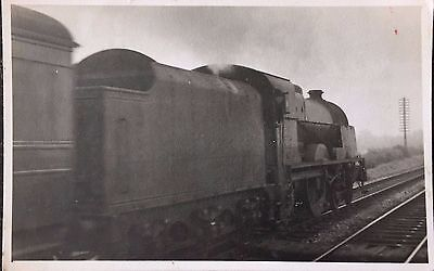 Howth Junction Belfast Special 1959 Railway Photograph Trains Ireland