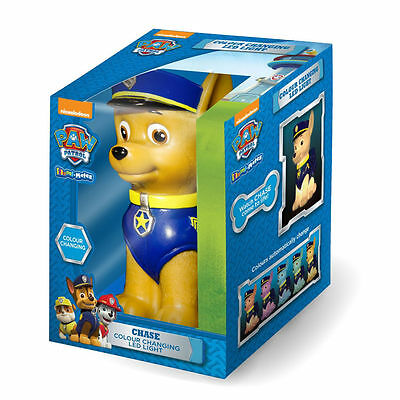 New Paw Patrol Colour Changing Led Light Chase