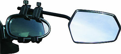 "Milenco MGI ""Steady View"" Caravan Towing Mirrors - Twin Pack - e11 Approved"
