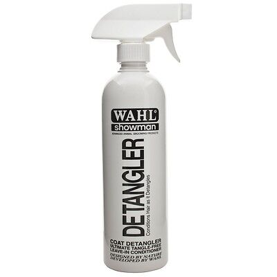 Wahl Easy Groom Detangler Dog Grooming Spray 500ml