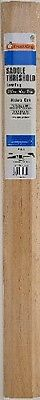 Frost King WAT36H Clear Oak Exterior Saddle Threshold 3-1/2-Inch-by 3/4-Inch by