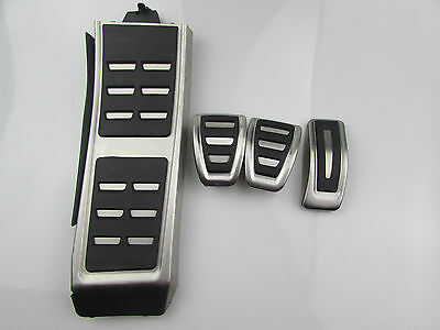 kit of pedal footrest Audi A4 S4 RS4 B8 2008-2016 MANUAL