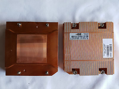 HP Blade Server Heat Sink 410304-001 A Pair Of