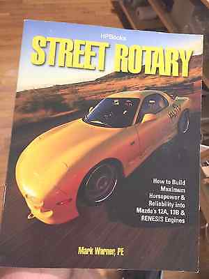 HP Books 1-557-885494 Book: Street Rotary Author: Mark Warner, PE Pages: 176