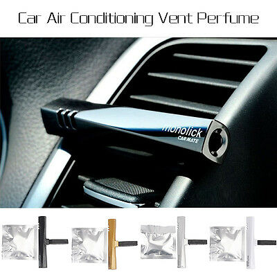 2016 Car-styling Perfumes Air Freshener Fragrance Car Air Conditioning Vent Clip