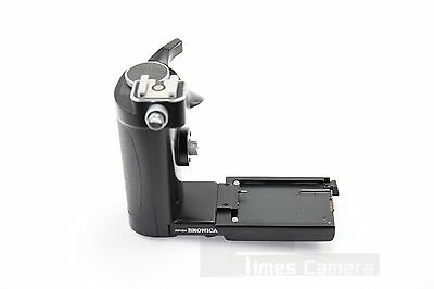 Zenza Bronica Speed Grip - E for ETR ETRS ETRSi Camera Flash Hot Shoe