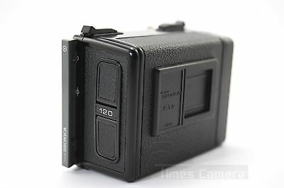 Zenza Bronica 120 Film Back for Bronica ETR ETRS Medium Format Camera #4
