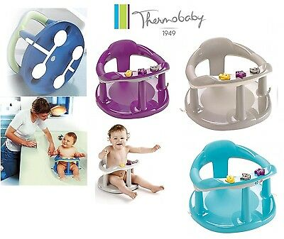 Aquababy Baby Bath Tub Ring Seat FUN Keter Infant Anti Slip Chair Safety