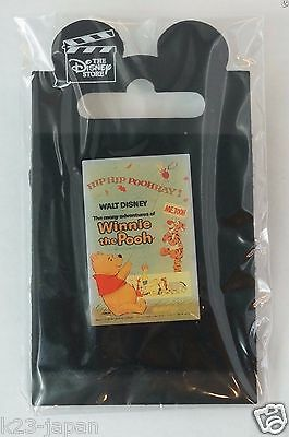 The Disney Store Pin JAPAN Winnie The Pooh The Many Adventures Tigger