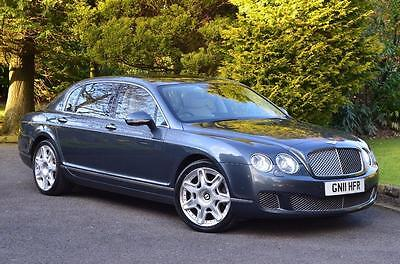 2011 Bentley 6.0 Speed W12 Flying Spur 4dr