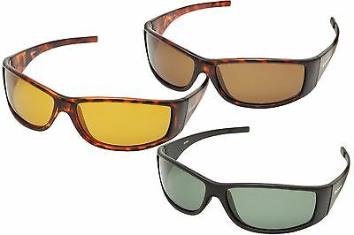 Snowbee Fly Fishing Sunglasses - Gamefisher Steamfisher or Sports Models