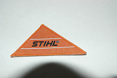 Job Lot X 10 Stihl Tools Badge Label Picture With Sew On Patch New Tool Diy