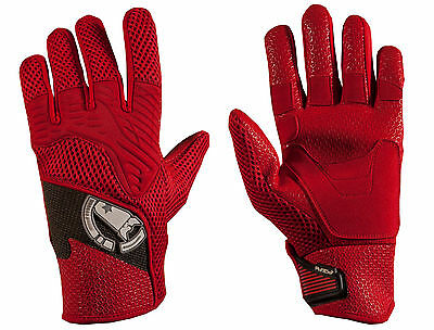 PBRack Paintball Gloves BLOOD RED also black olive silver gold white SHIPS FREE