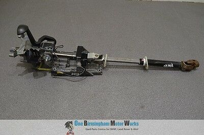 Bmw Mini R53 Cooper S Pas Power Assisted Adjustable Steering Column 2001-2006