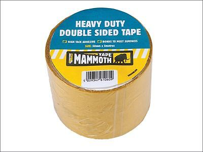 Everbuild - Heavy-Duty Double Sided Tape 50mm x 5m