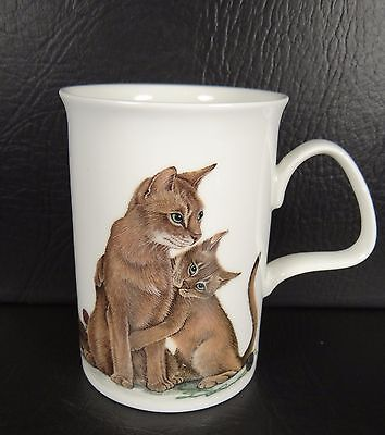 Roy Kirkham Cat Lovers Mug Fine Bone China KM Hassall Excellent