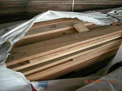 hardwood decking 66x19 spotted gum, mix