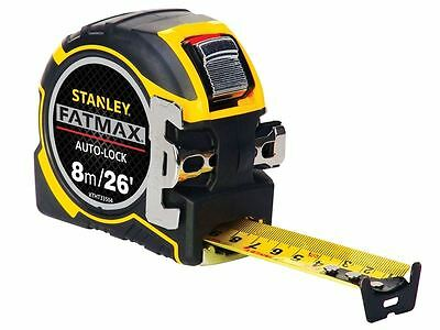 Stanley Tools - FatMax Pro Autolock Tape 8m/26ft
