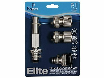 Flopro - Flopro Elite Hose Connector Starter Set 12.5mm (1/2in)
