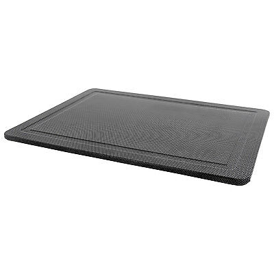"""Insignia Universal up to 15.6"""" 15"""" Laptop USB Cooling Mat Pad - Black NS-MCMN1-C"""