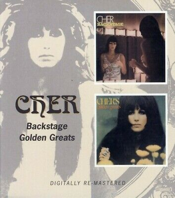 Backstage/Golden Hits Of Cher - Cher (2007, CD NEU)