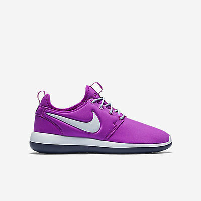 new product 2a03a b9af9 844655-500 Girls  Nike Roshe Two Running (GS) Shoe!! HYPER