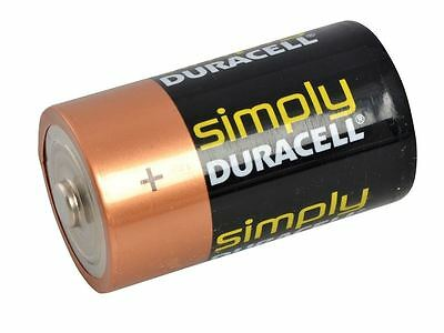 Miscellaneous - D Cell Alkaline Duracell RePack MN1300 Batteries Pack of 2 -