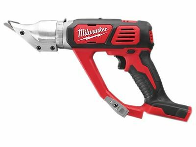 Milwaukee - M18 BMS12-0 1.2mm Plate Shears 18 Volt Bare Unit