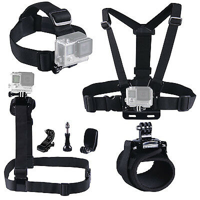 For Gopro accessories 7 in 1 for xiaomi yi