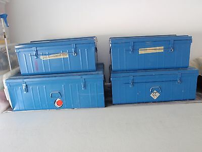 Tin Trunks to collect